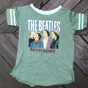 Rowdy Sprout The Beatles tee size 6 kids
